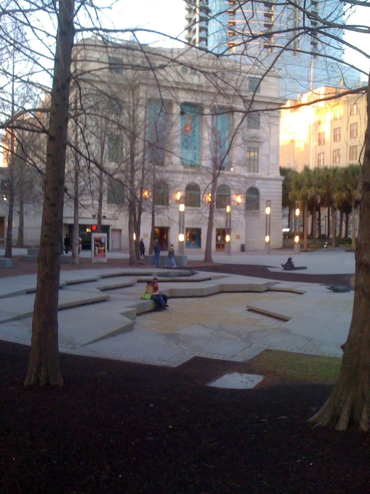 Orlando Museum - First Orlando Courthouse