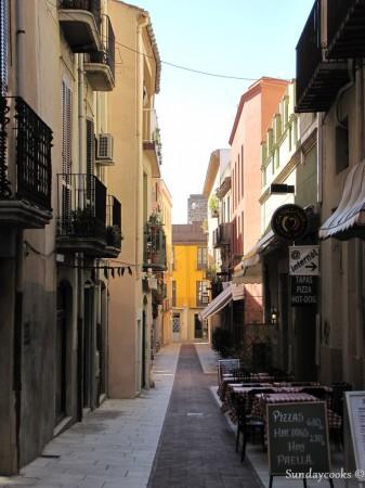 centro histórico figueres