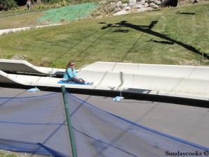 Snowbird resort oktoberfest alpine slide bobsleigh carrinho de rolima