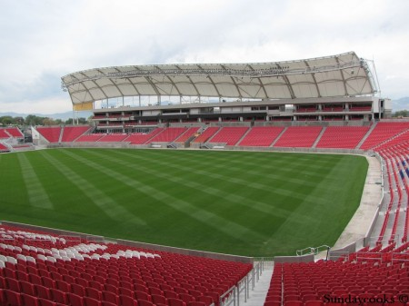 real salt lake stadium rio tinto