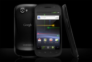 vale a pena comprar celular fora do brasil: Google Nexus S