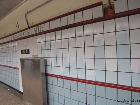 metrô de chicago eua estacao