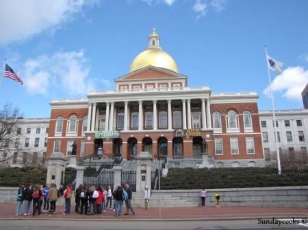 Boston Freedom Trail Boston Common