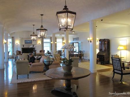 Chatham Bars Inn - sala de estar
