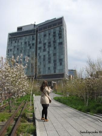 Sul de Manhattan - High Line