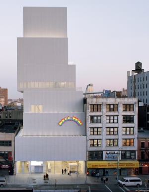 Museus em Nova York - The New Museum of Conteporary Art