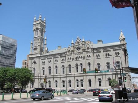 Dicas da Philadelphia - Masonic Temple