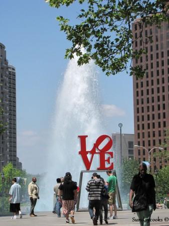 JFK Plaza LOVE