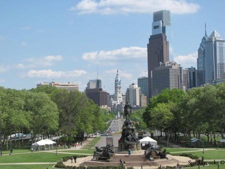 Dicas da Philadelphia - Philadelphia Museum of Art Avenida