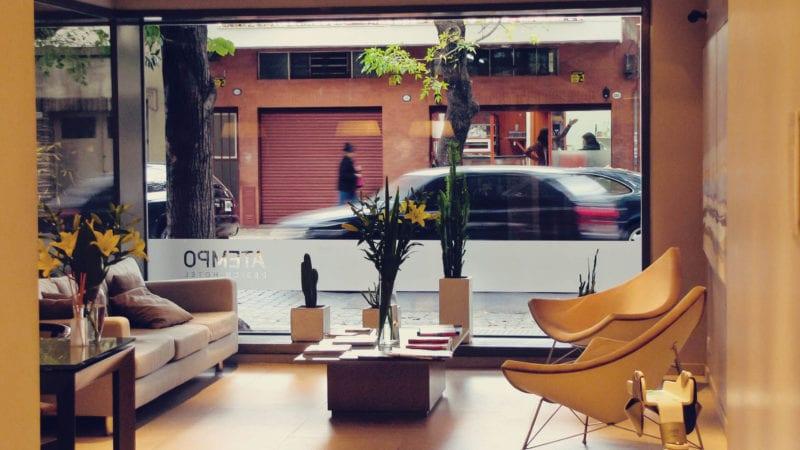 Atempo hotel design em palermo buenos aires sundaycooks for Design hotel palermo