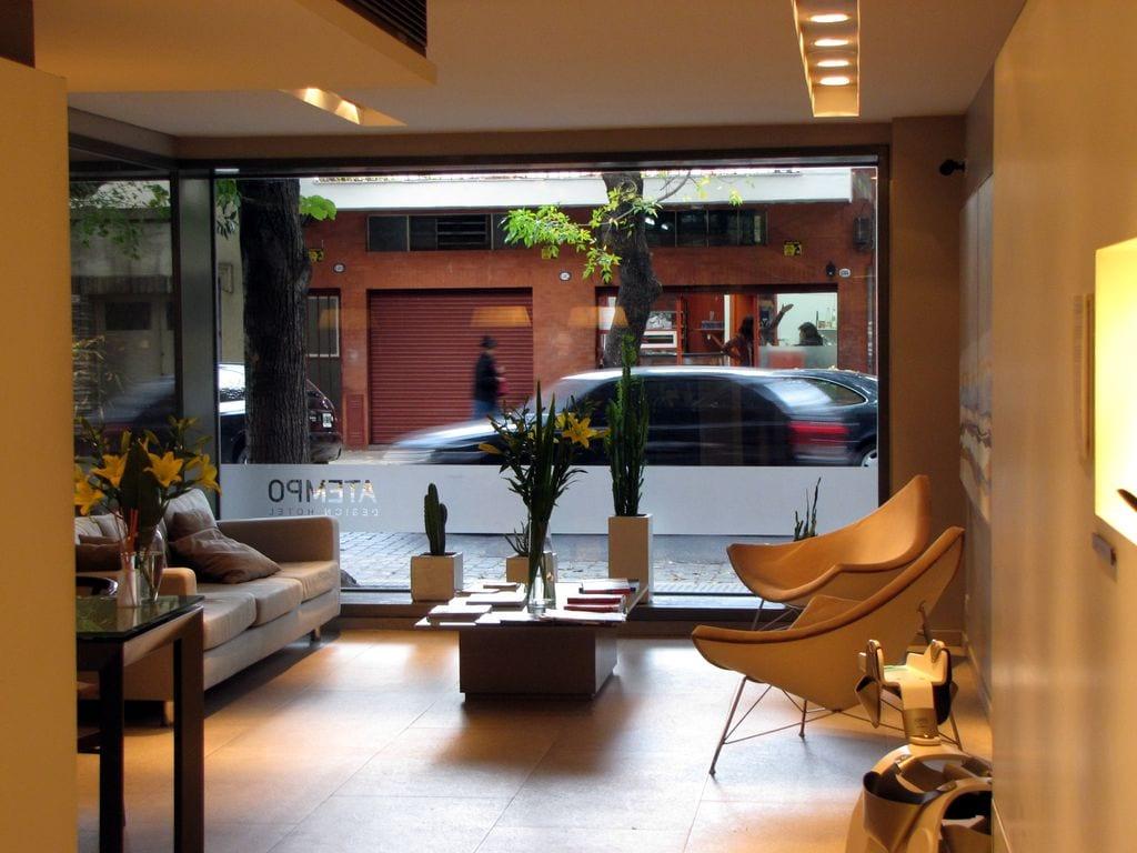 review atempo design hotel em palermo buenos aires