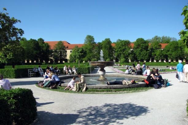 Cenas de Munique - Encontrando seu lugar ao sol