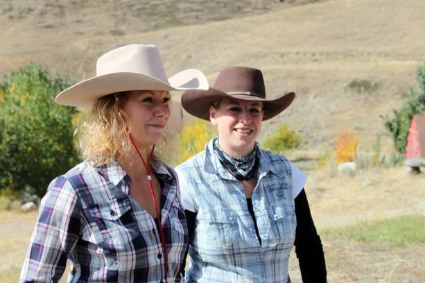 La Reata Ranch - Cowgirls
