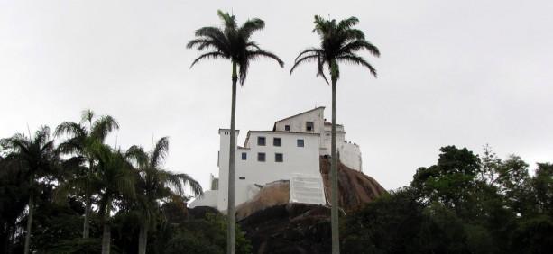Final de semana em Vitória - Convento da Penha