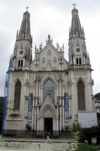 Final de semana em Vitória - Catedral de Vitória