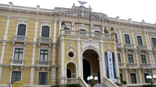 Final de semana em Vitória - Palácio Anchieta
