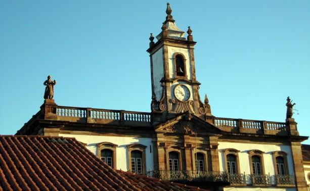 Ouro Preto na Pascoa - Museu da Inconfidência