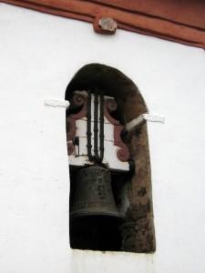 Ouro Preto na Pascoa - Capela Padre Faria - Torre do Sino