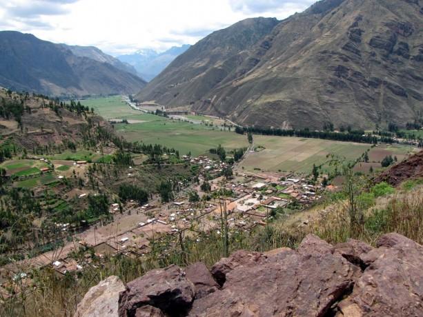 Valle Sagrado - Pisac - calma e tranquilidade