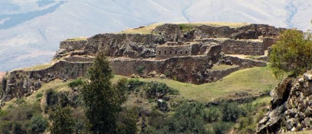 Valle Sagrado - Pisac - ruínas