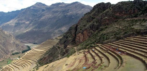 Valle Sagrado - Pisac - problemas causados pela chuva
