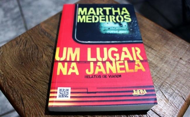 Livros de viagem - Um lugar na Janela