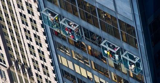 Roteiro de Chicago - Skydeck