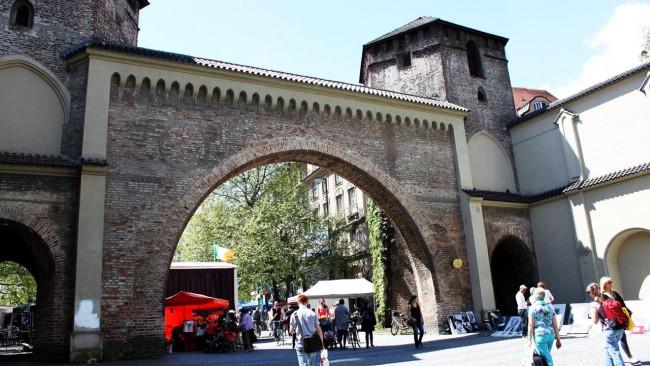 Centro histórico de Munique - Sendlinger-Tor