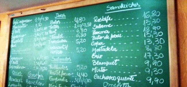 Roteiro de Botecos no Rio de Janeiro - Apetite Café