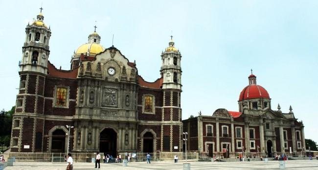 Basílica de Guadalupe - outras igrejas