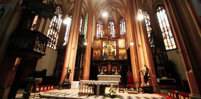 Olomouc - Igreja de São Maurício
