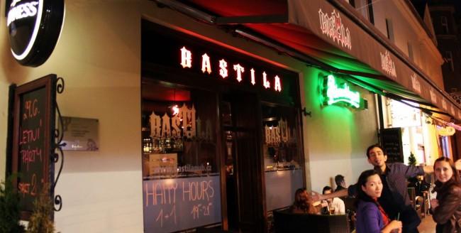 Ostrava - Stodolni Street bar 1