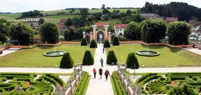 Road trip pela República Tcheca - Nova Hrady Chateau o Versailles tcheco