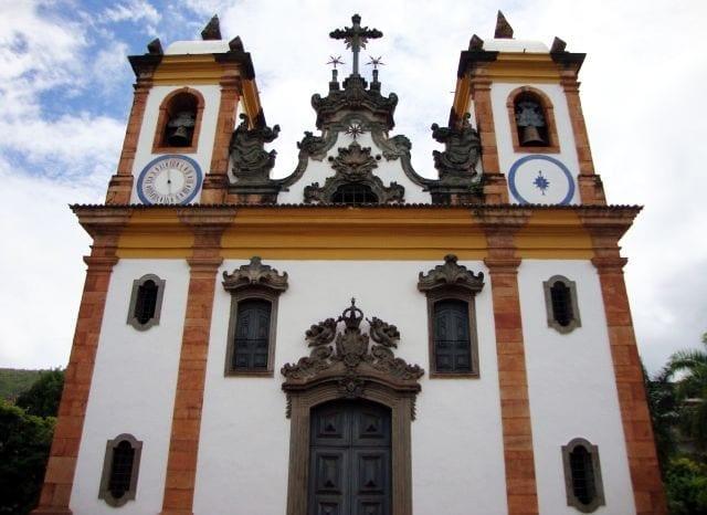 Roteiro de Sabará - Igreja Nossa Senhora do Carmo