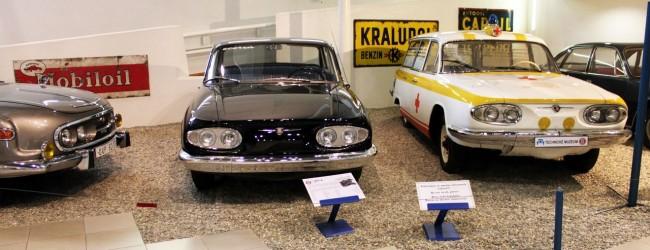 Tatra Museum - Carro ambulância