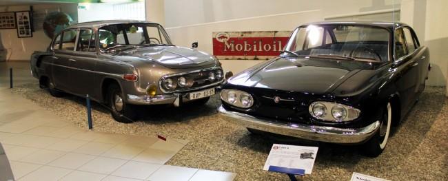 Tatra Museum - Carros de mais luxo