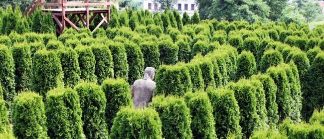 Nove Hrady - labirinto de stalin