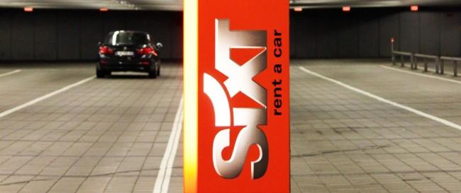 Como alugar carro na Alemanha - Sixt rent a car