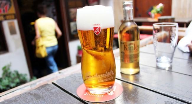 Cesky Krumlov UNESCO - Budweiser
