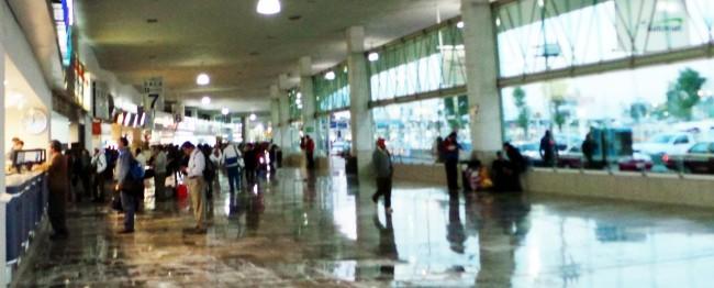Como ir a Teotihuacán - Terminal Central de Autobuses del Norte