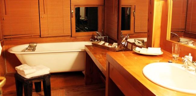 Hotéis Villa la Angostura - Las Balsas: banheiro