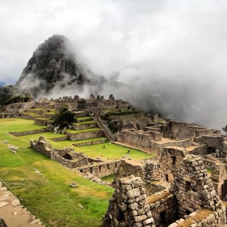 Viagem ao Peru pela Giovanna - Machu Picchu