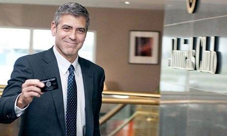 Como acumular milhas no cartão de crédito - George Clooney