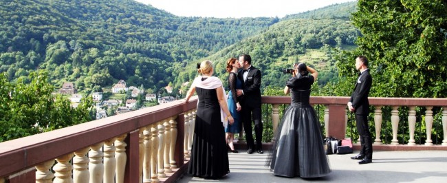 Guia de Heidelberg na Alemanha - The REAL Wedding