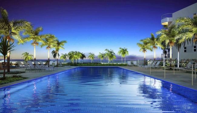 Residencial Resort In Mare Bali - Piscina
