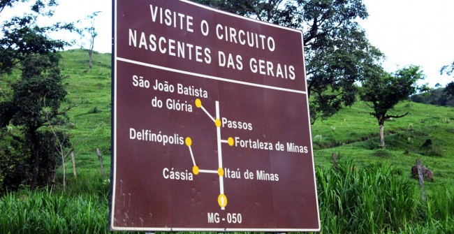 Serra da Canastra - Circuito Nascentes das Gerais