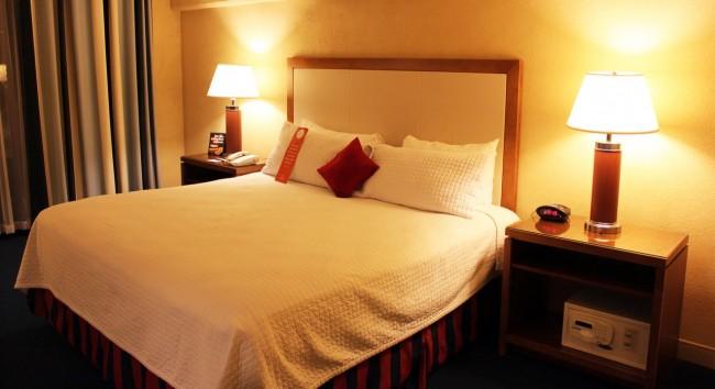 O que fazer em Annapolis - Loews Hotel quarto
