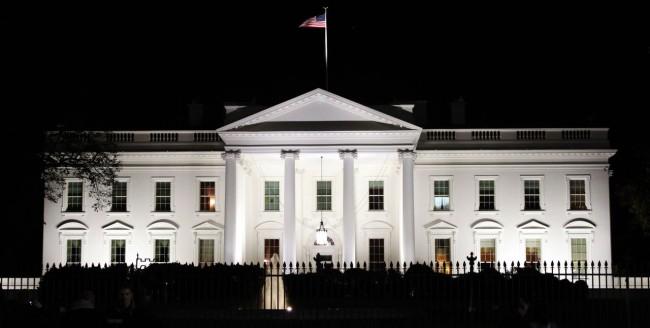 Restaurantes de Washington - Casa Branca