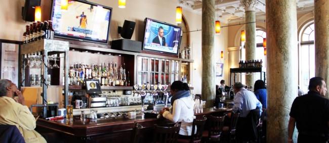 Restaurantes de Washington - Gosrdon Biersch 1