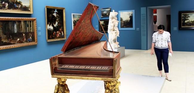 Museu Nacional Germânico de Nuremberg - Piano e arte